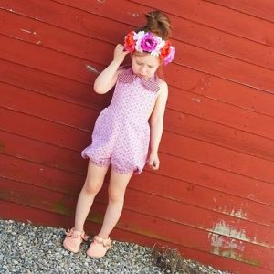 Another gorgeous R&T romper